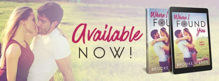 Where I Found You is on SALE for 99¢!  Limited timeonly!